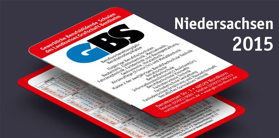 Kalender Niedersachsen 2015
